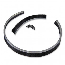 Brush ring, 2-piece