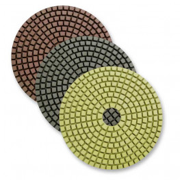 Diamond polishing pad (wet)