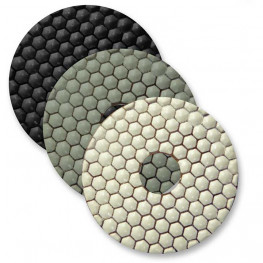 Diamond polishing pad (dry)