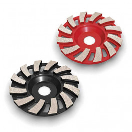 Thermo diamond cup wheel
