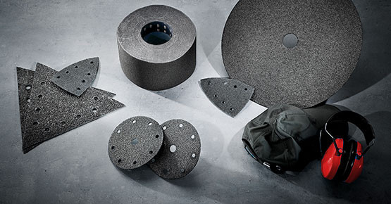 Abrasive designs by MENZER