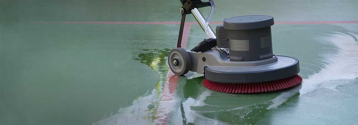 Cleaning pads and polishing pads from MENZER